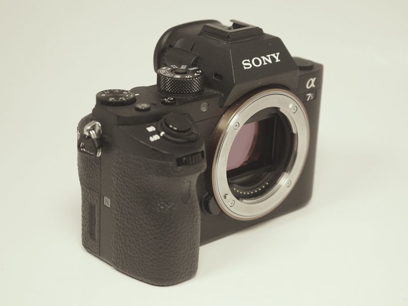 Sony Alpha a7s II Repair - iFixit