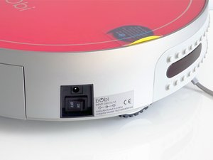 Open bObi Pet Robotic Vacuum for Repair