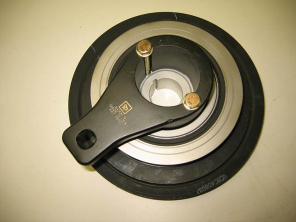 Crank Pulley Removal Tool Toyota Lexus Main Image