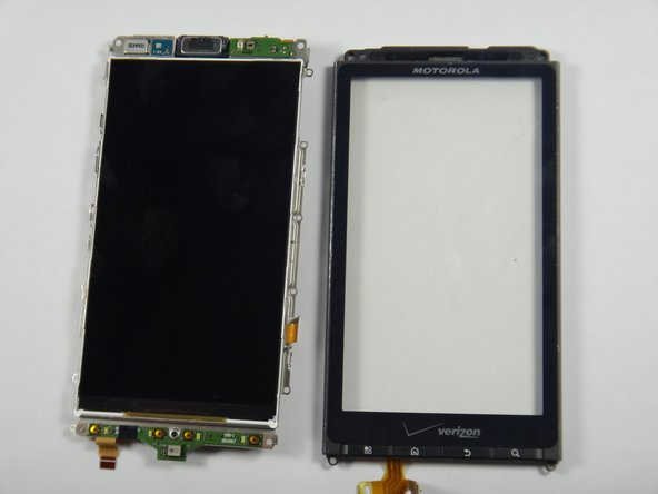 Motorola Droid X2 Screen Replacement