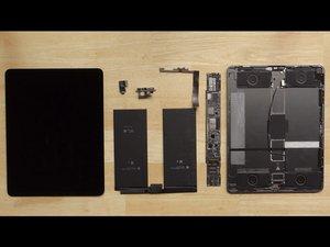 """iPad Pro 12.9"""" 3rd Gen Teardown"""