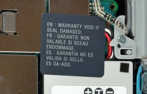 Warranty-Voiding Stickers Are Illegal. These Companies Still Use Them