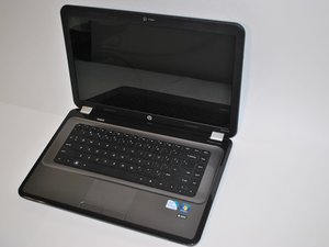 HP Pavilion g6-1d16dx Repair