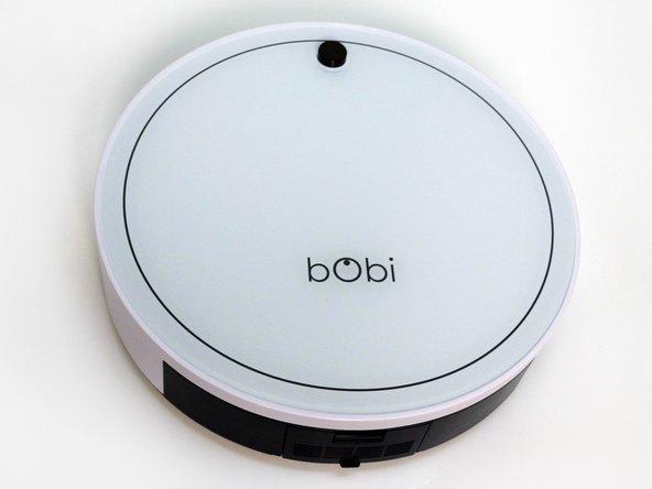 Closing bObi's Cover Post-Repair