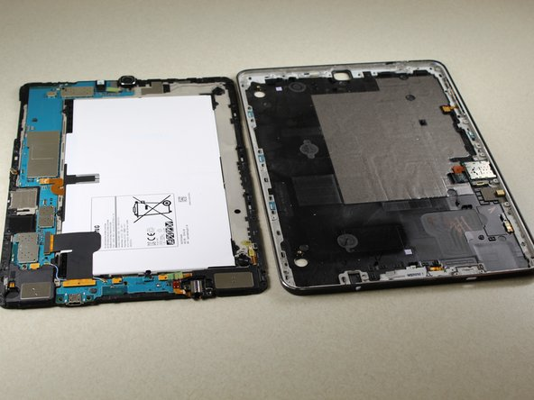 Samsung Galaxy Tab S2 9.7 SM-T813 Battery Replacement