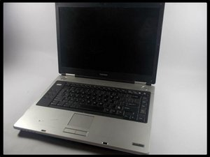 Toshiba Satellite M45 Repair
