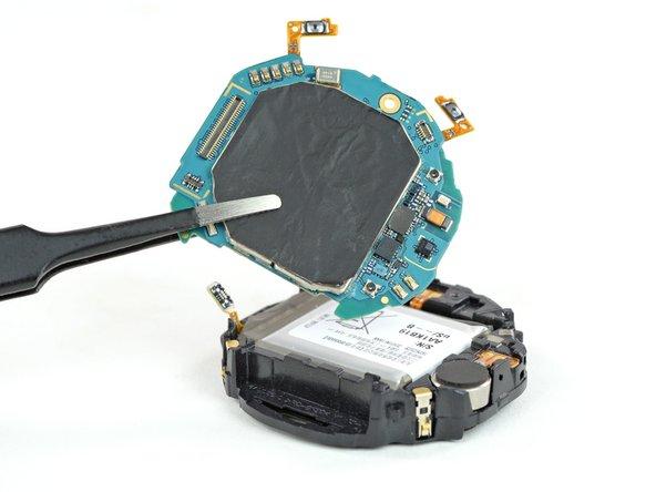 Reemplazo de la placa madre del Samsung Galaxy Watch