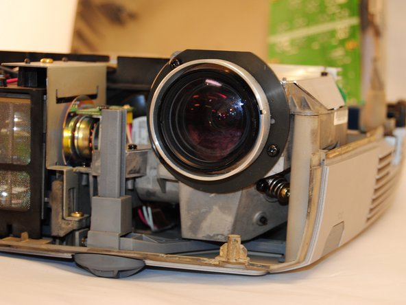 InFocus Screenplay 4805 Lens Replacement