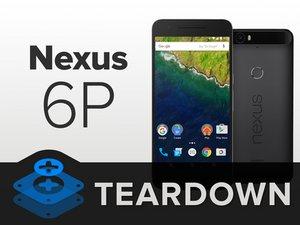 Smontaggio Nexus 6P