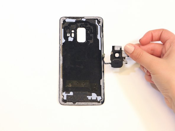 Samsung Galaxy S9 Fingerprint Sensor Replacement