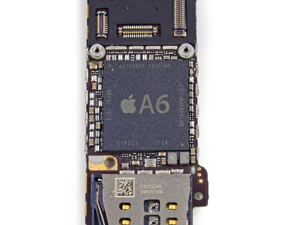 Apple A6 APL0598 application processor