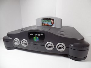 Nintendo 64 Teardown