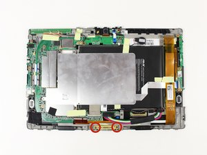 ASUS Eee Pad Transformer Charging Port Replacement