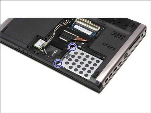 Dell Vostro 3400 Hard Drive Replacement