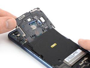 Antenna NFC e bobina di ricarica wireless