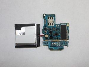 Battery/ Motherboard
