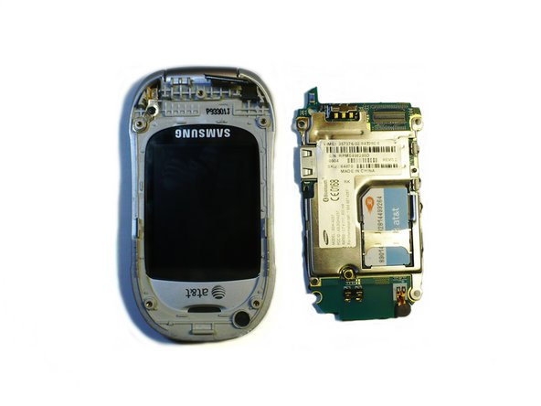 Samsung SGH-A237 Logic Board Replacement