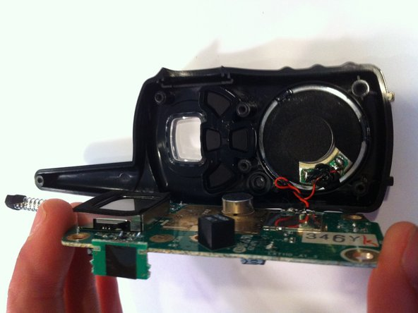 Disassembling Midland X-tra Talk Radio LXT118 Speaker