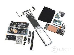 Samsung Galaxy Fold Teardown