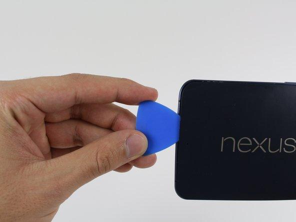 Nexus 6 Display Einheit austauschen