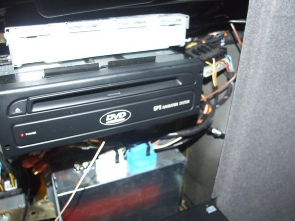 Replacing BMW Navigation Computer CD or DVD Drive  E39 E38 X5 E46