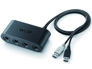 Wii U GameCube Adapter