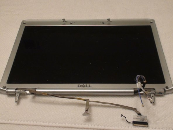 Dell Inspiron 1521 Display Assembly Replacement