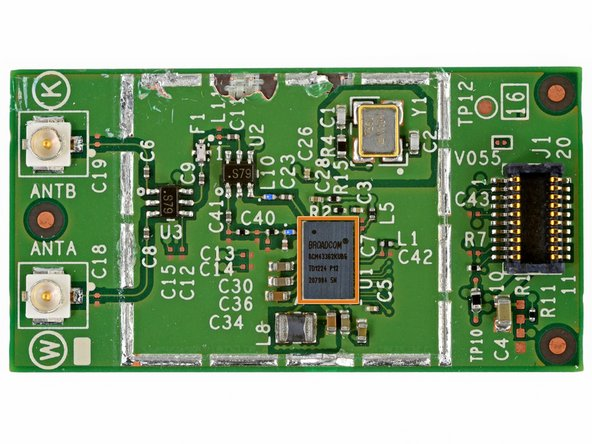 Broadcom BCM43237KMLG Wireless LAN module