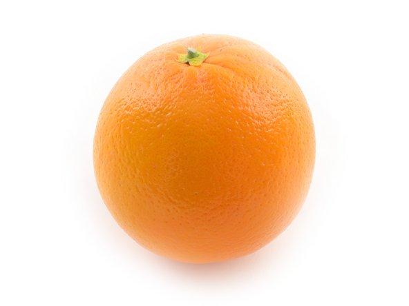 Image 2/2: Orange peel