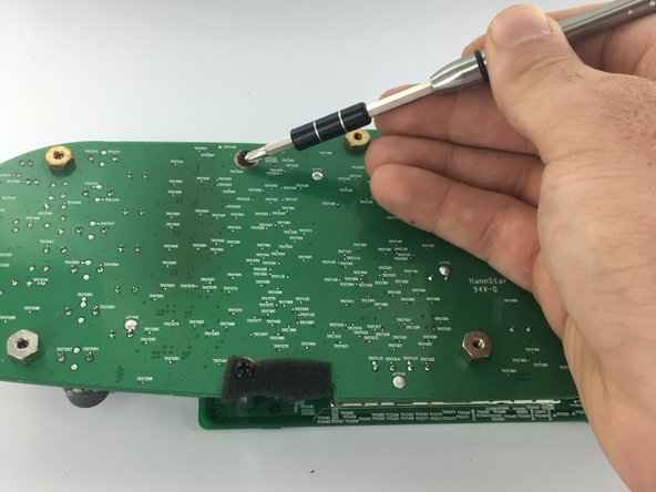 Image 2/2: These bolts will not come out, but will pull out of the nuts on the other side of the board