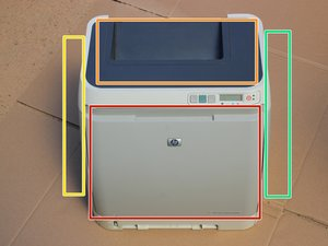 How to fix HP Color LaserJet 2600n Fading Color