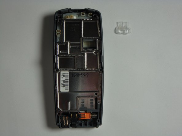 Nokia 2128i Power Button Replacement