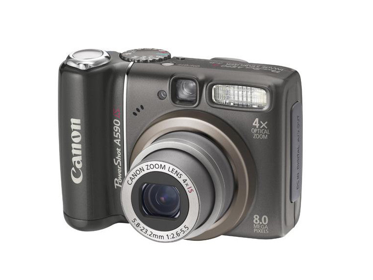 Canon Powershot A590 Драйвер
