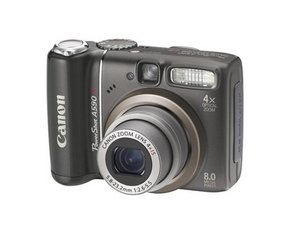 Canon PowerShot A590 IS Repair