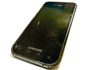Samsung Galaxy S Vibrant Troubleshooting