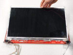 Dell Inspiron 1750 Screen Replacement