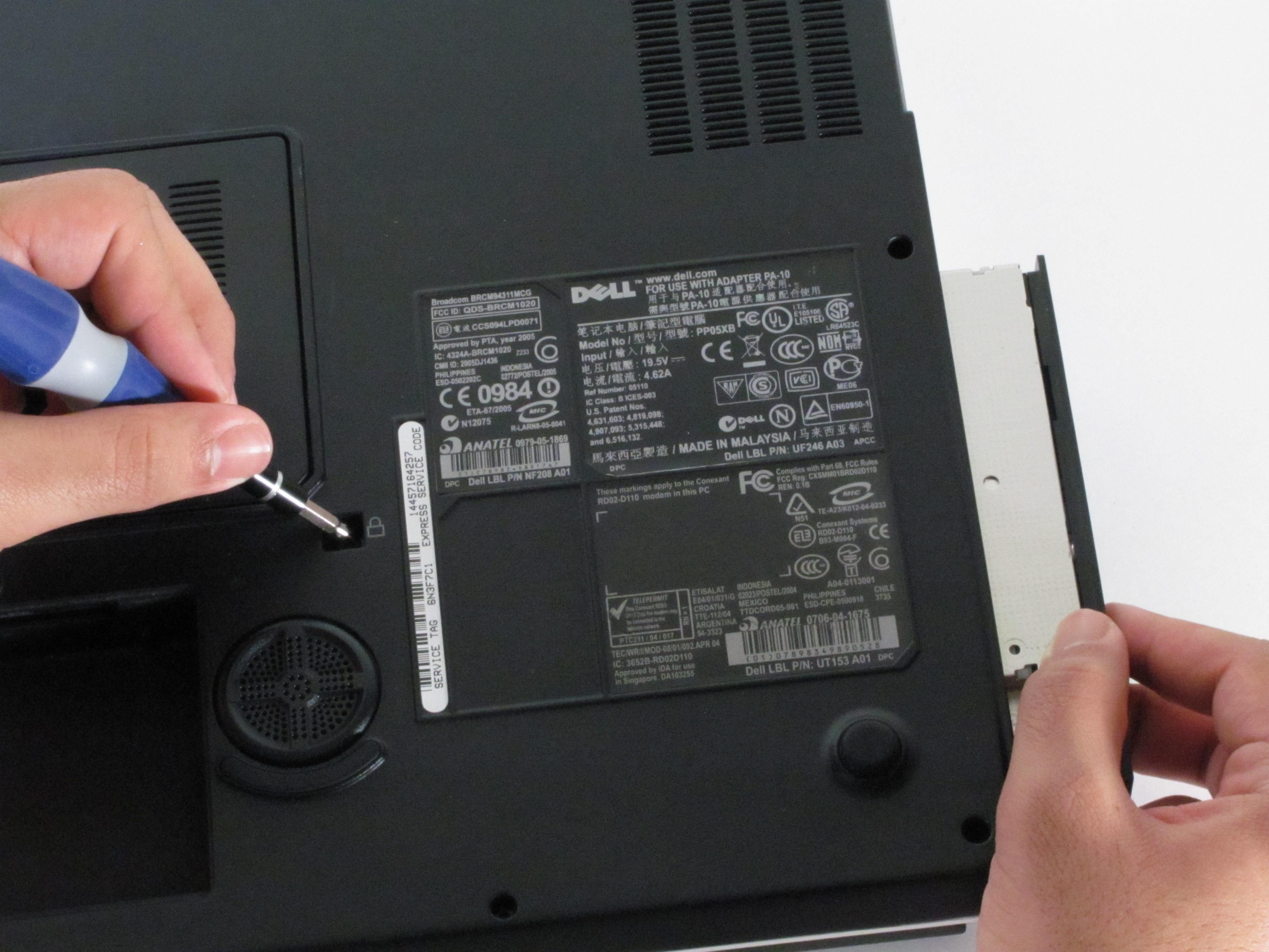 dell inspiron e1705 repair ifixit rh ifixit com Dell Inspiron E1705 Problems Dell Inspiron E1705 Memory