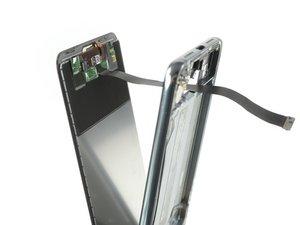 Remplacement de l'écran LCD & vitre tactile du Huawei P20