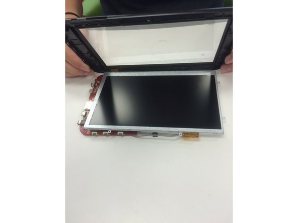 Now you can replace the old digitizer with a new one