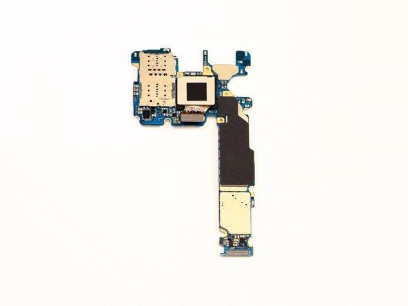 Samsung Galaxy S9 マザーボードの交換