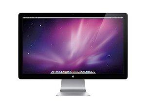 苹果显示器修理