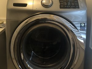 How to Clean a Samsung DC68 Washing Machine Filter