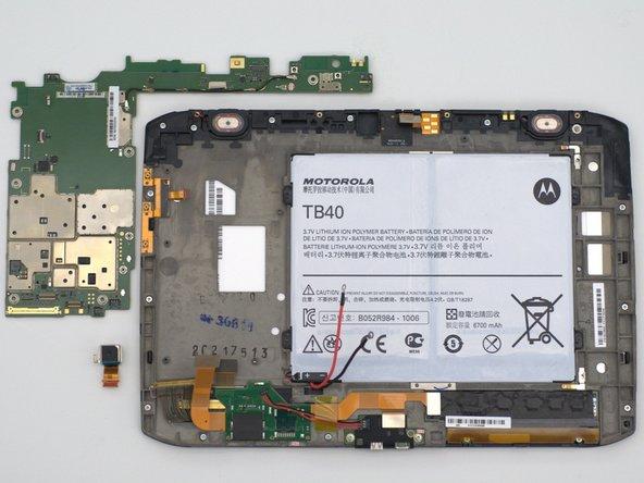 Motorola Xoom 2 MotherBoard Replacement