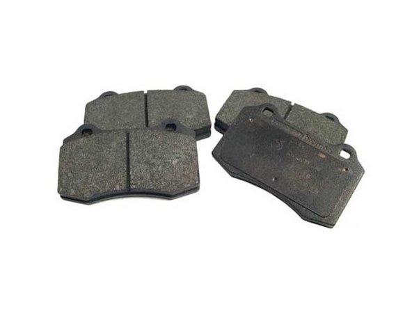 Front Brake Pads Main Image