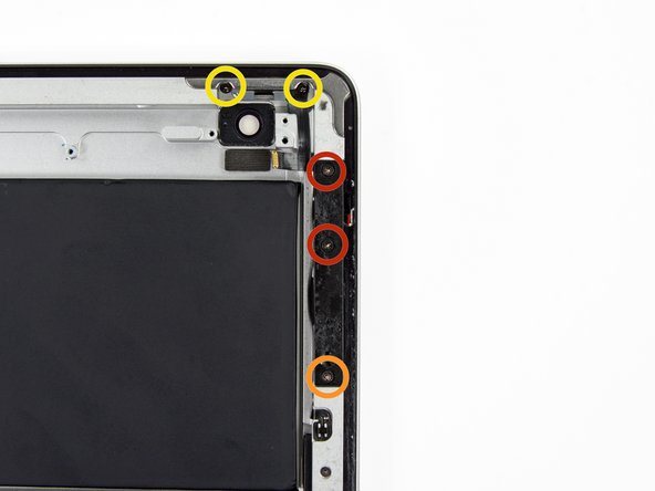 iPad 4 Wi-Fi Power & Volume Button Assembly Replacement