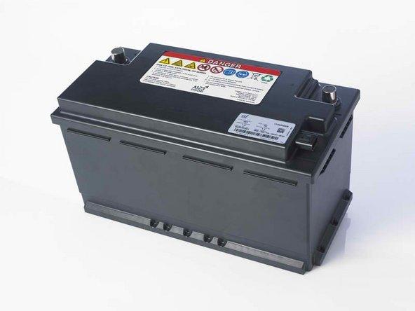 Starting Battery Main Image