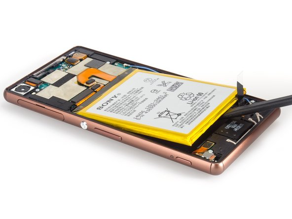 Sony Xperia Z3 Dual Battery Replacement