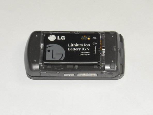 LG VX5500 Battery Replacement