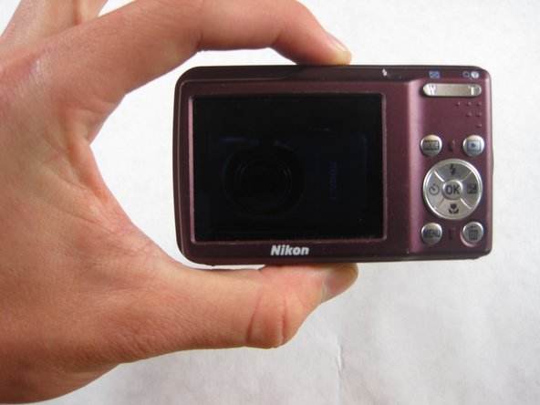 Nikon Coolpix S210 LCD screen Replacement