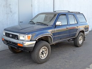 1990-1995 Toyota 4Runner Repair